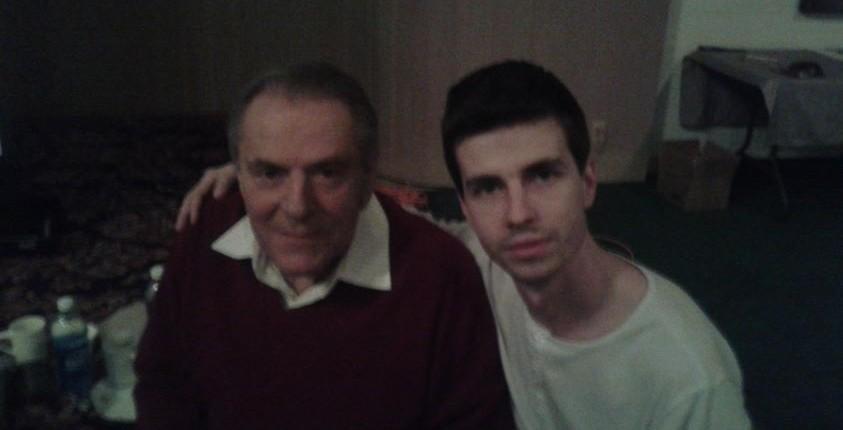 With Stanislav Grof
